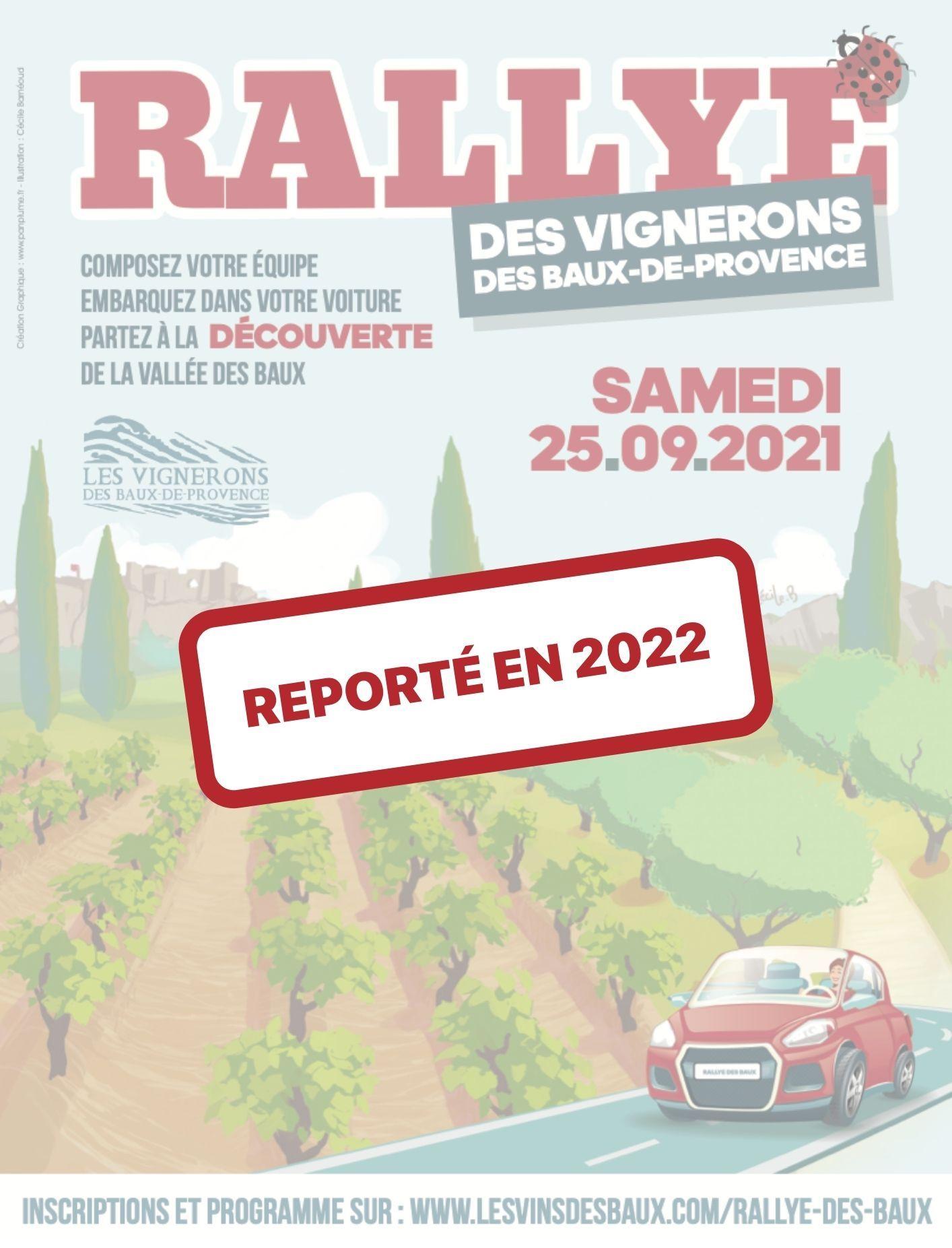 affiche rallye-report-site